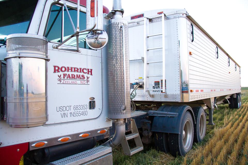 Wheat Harvest 2013-18