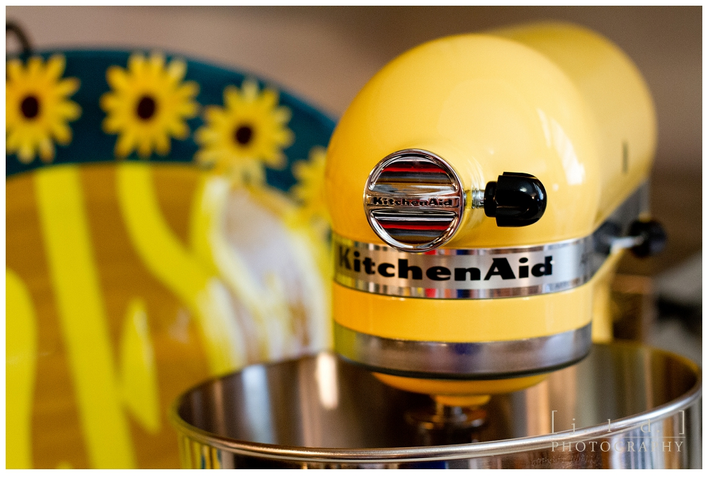 I'm in LOVE… With my KitchenAid Mixer!