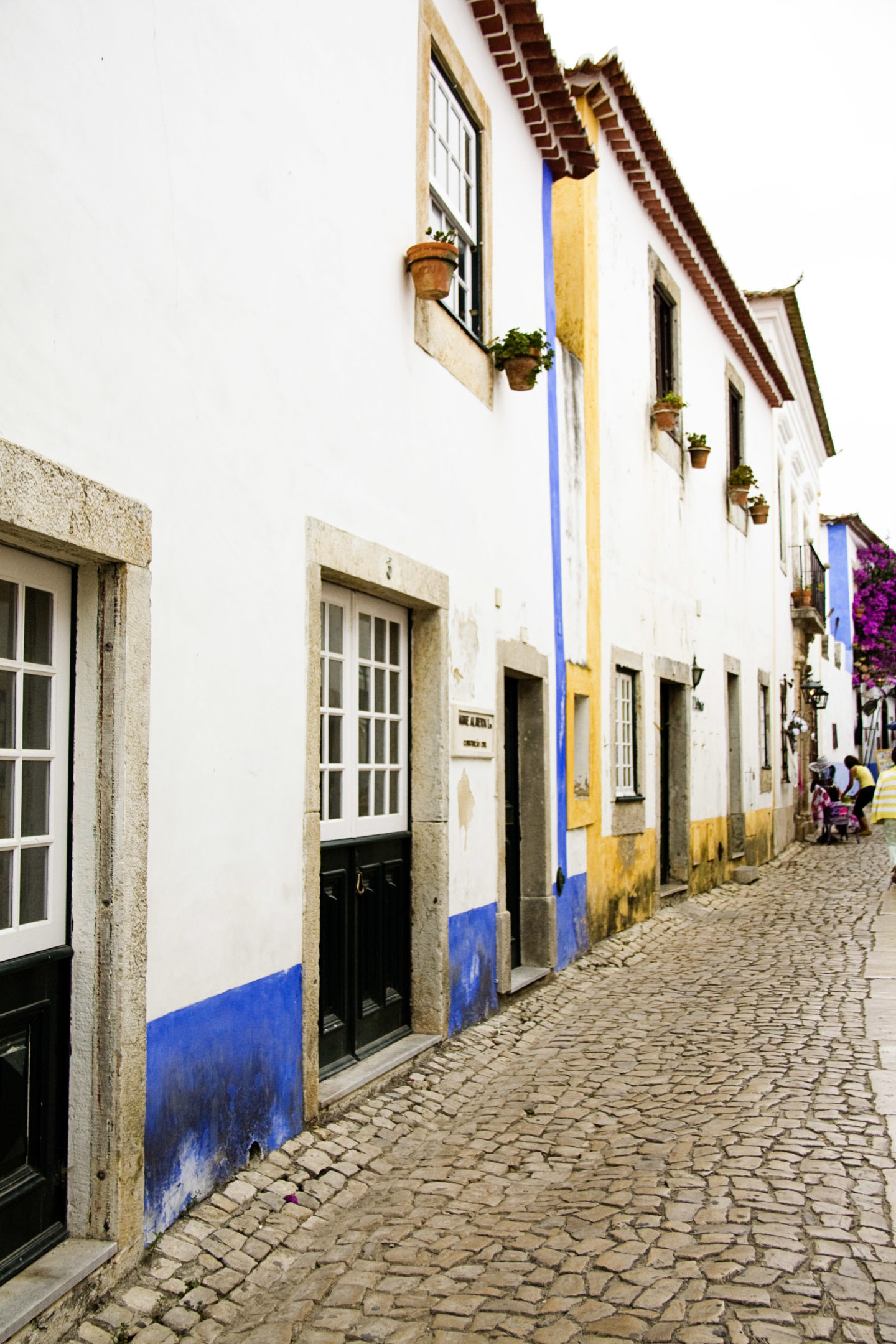 Obidos- The Walled City