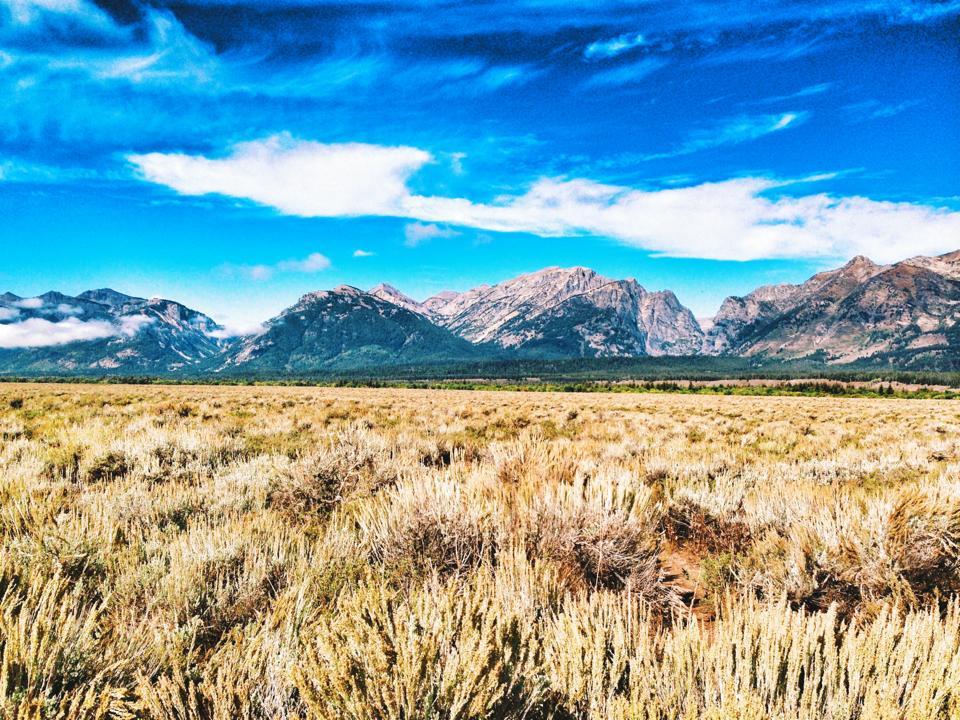 Harley Honeymoon: Chief Joseph Scenic Byway, Grand Teton National Park, and Jackson