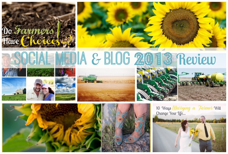 Social Media and Blog Year End Review