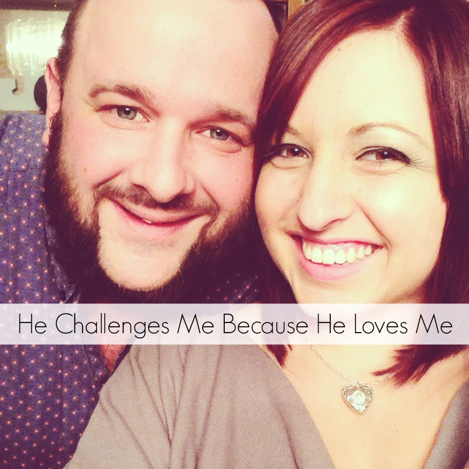 He Challenges Me Because He Loves Me | Prairie Californian