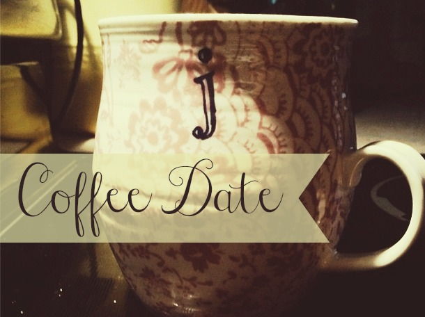 Coffee Date Friday: Conference, Parents Visiting, Bible Study, & Fitness