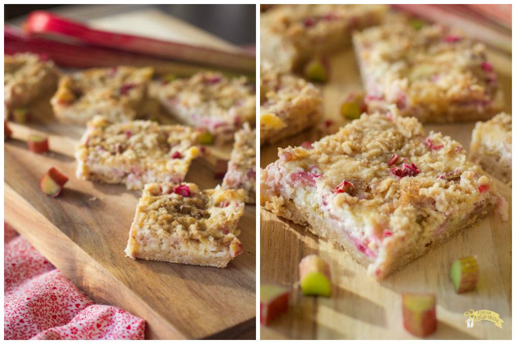 Rhubarb Cheesecake Bars 4