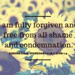 Faith Friday: Fully Forgiven