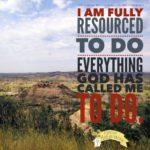 I am fully resourced - Prairie Californian