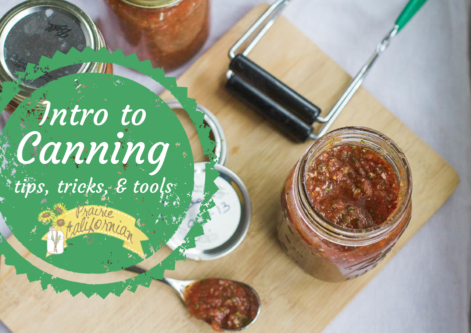 Intro to Canning