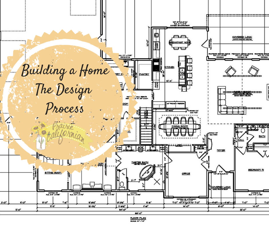 Building A Home The Design Process