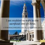 Walking In Sacrificial Love - Prairie Californian