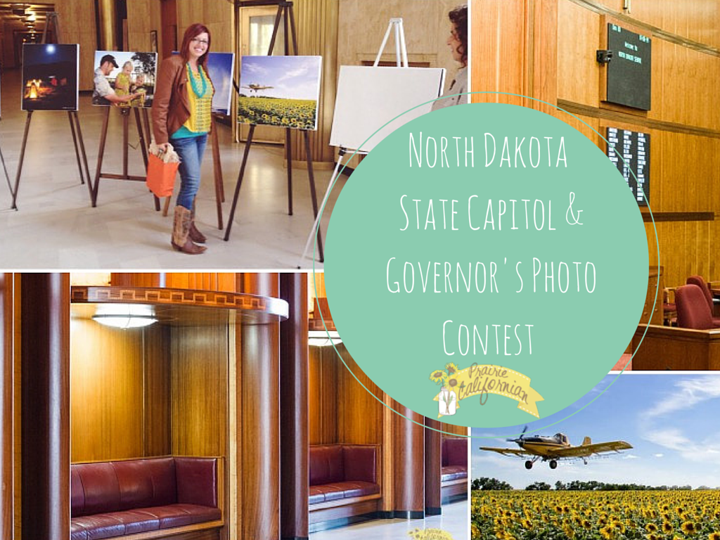 ND State Capitol & Governor's Photo Contest