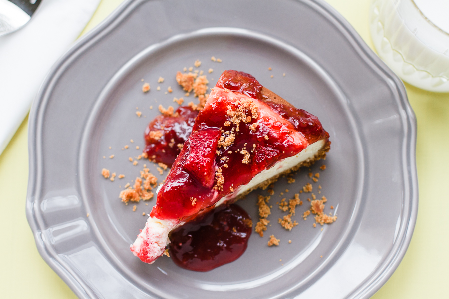 Strawberry Cheesecake-1