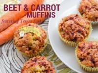 Beet & Carrot Muffins
