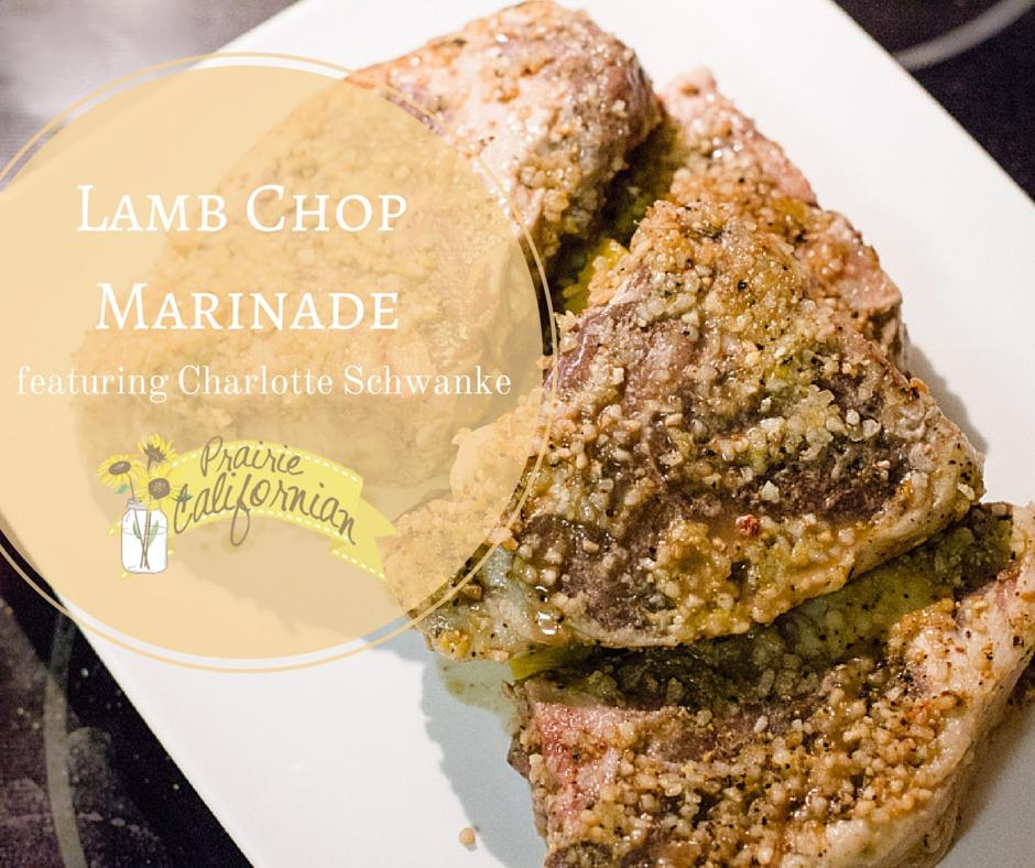 Lamb Chop Marinade (1)