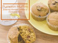 Pumpkin Muffins (1)