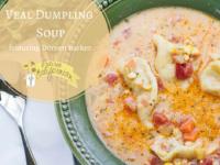 Veal Dumpling Soup