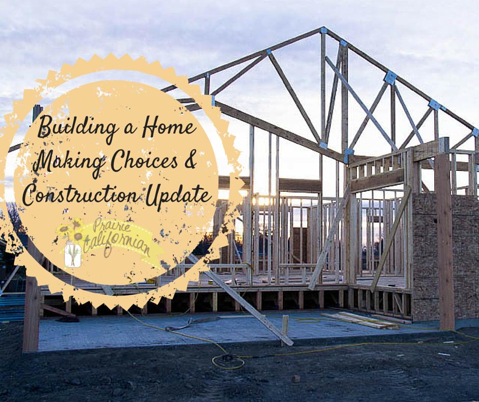 Building a Home - Prairie Californian