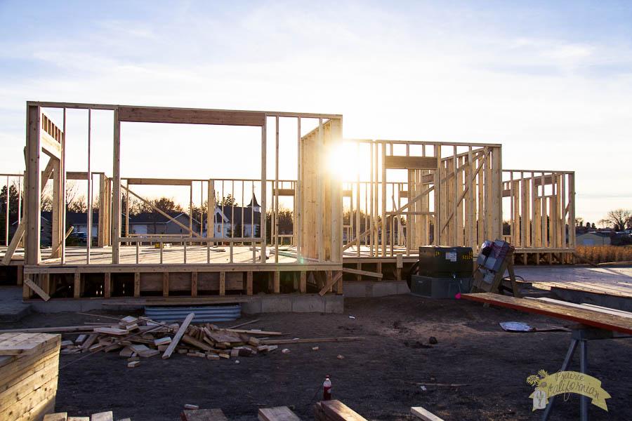 House Progress -3