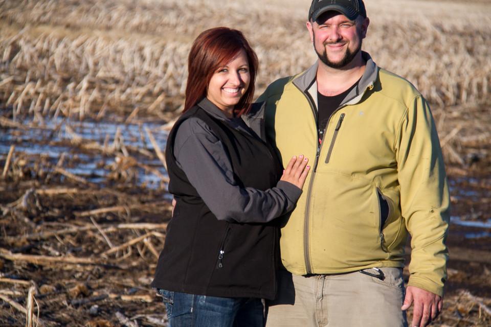 Mark & Jenny Field 2014