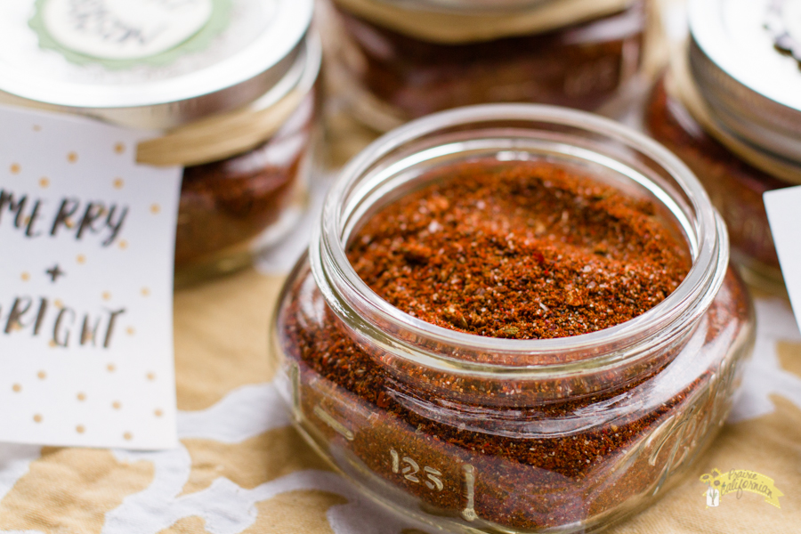 Homemade Gifts: Spice Mixes