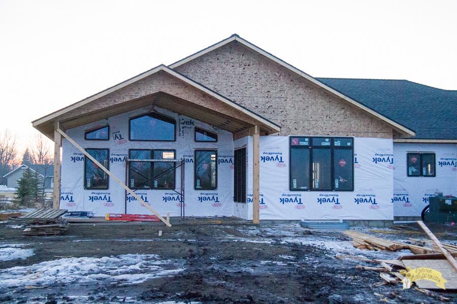 House Progress 2015-10