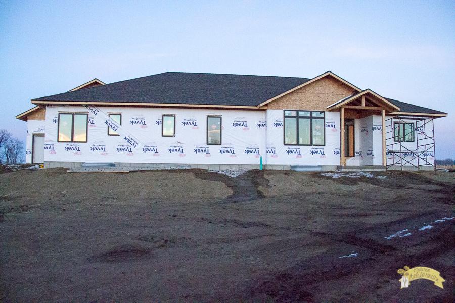 House Progress 2015-6