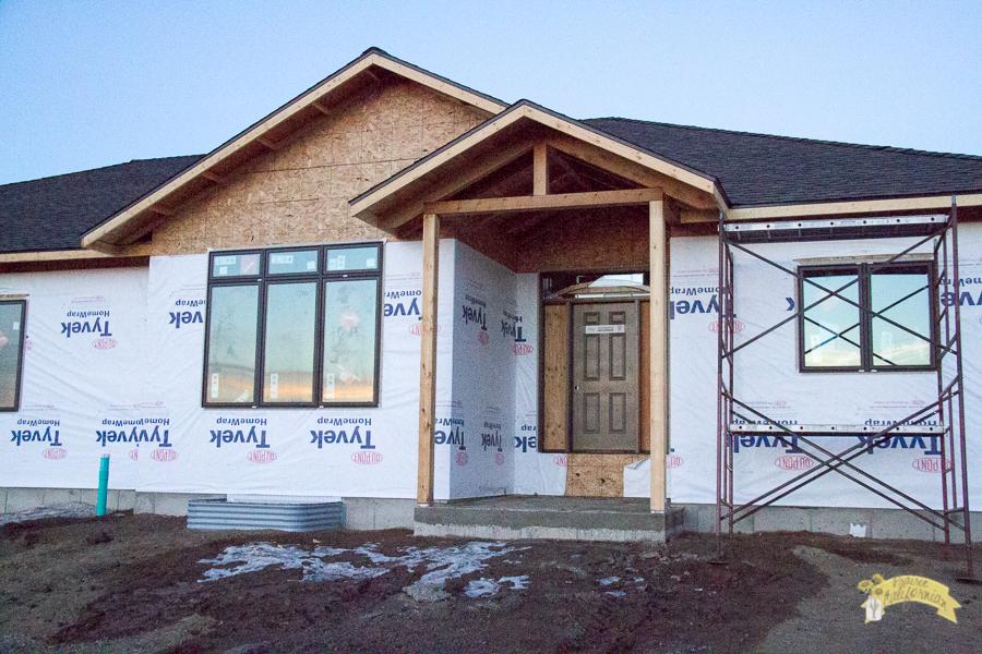 House Progress 2015-8
