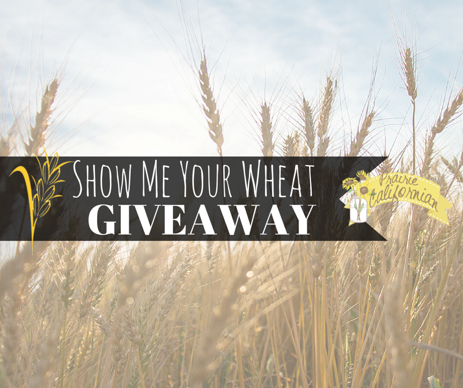 Show Me Your Wheat Giveaway