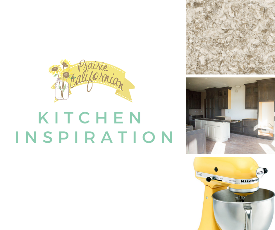 Building a Home: Kitchen Inspiration