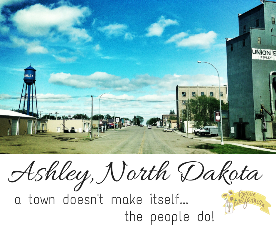 Ashley, North Dakota