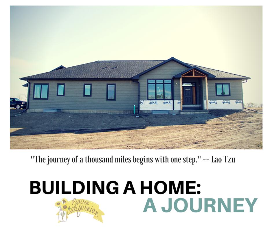 Building a Home: A Journey