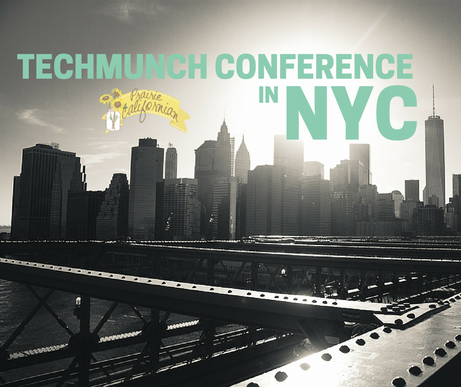 Techmunch Conference in NYC