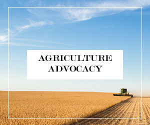 Agriculture Advocacy