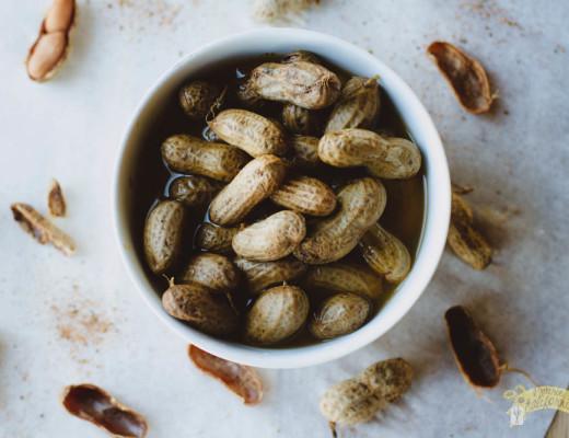 Cajun Boiled Peanuts-5