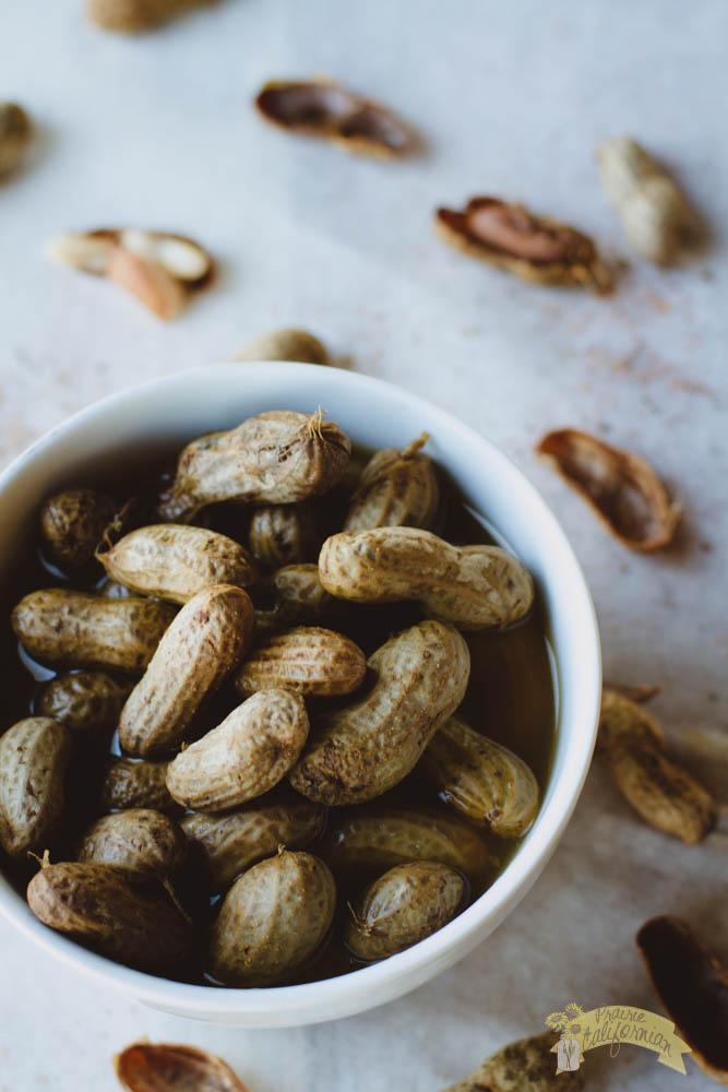 Cajun Boiled Peanuts-6