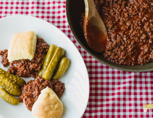 Grandma's Sloppy Joes-1