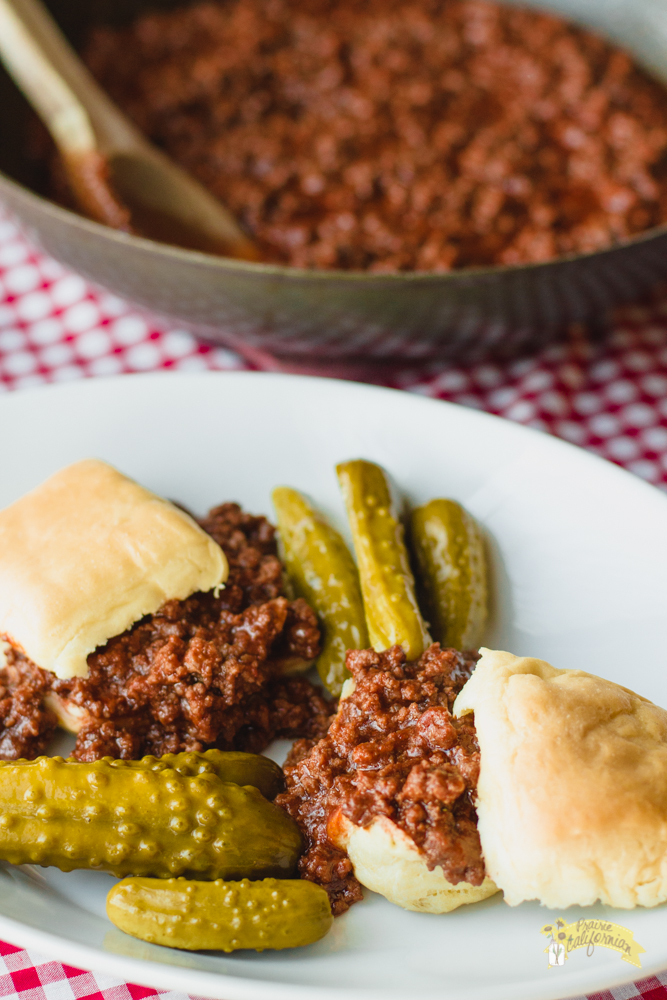 Grandma's Sloppy Joes-2