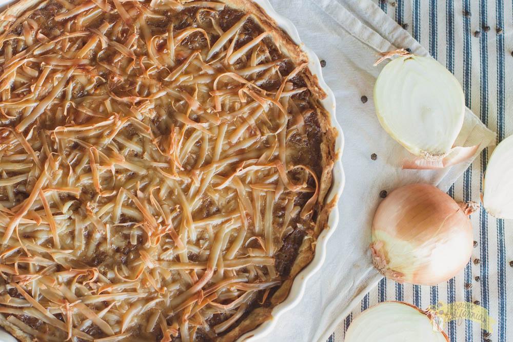 Onion Tart -1