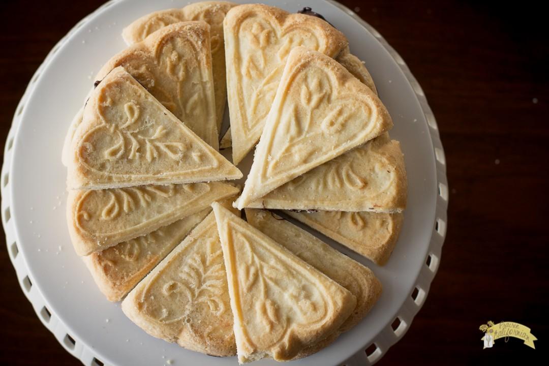 Classic Shortbread Cookies-9