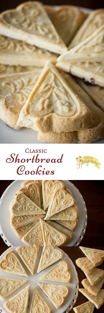 Classic Shortbread Cookies - Prairie Californian (1)