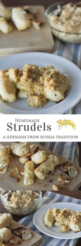 Homemade Strudels - Prairie Californian