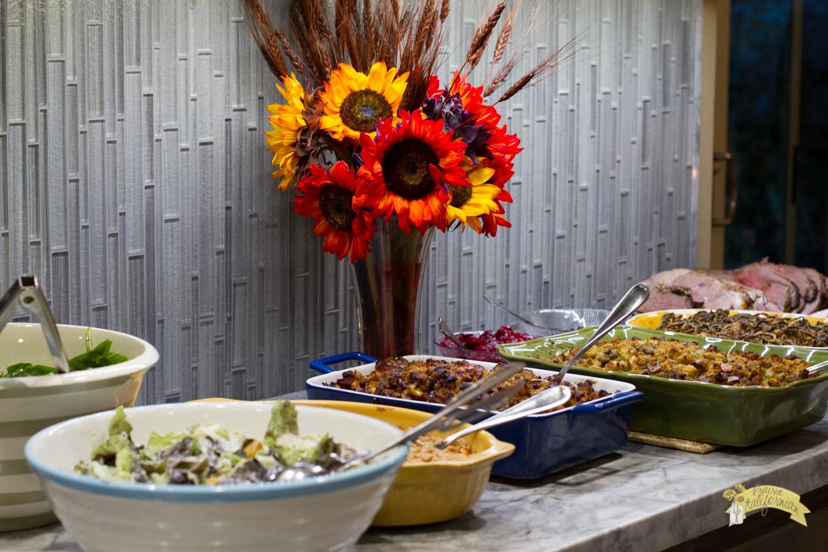 A California Thanksgiving