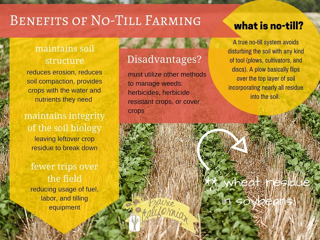 Benefits of No-Till Farming