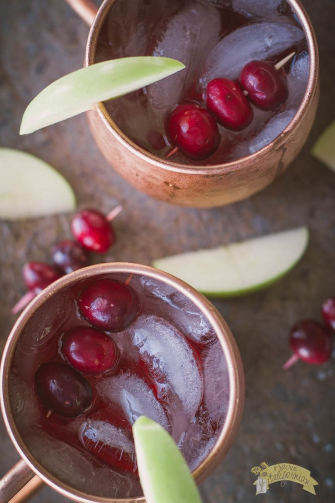 Cran Apple Moscow Mules-5