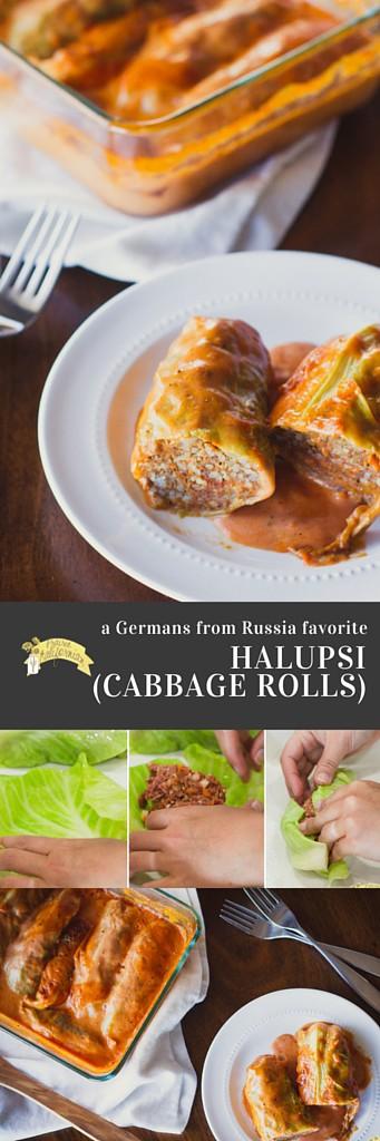 Halupsi (Cabbage Rolls) - Prairie Californian