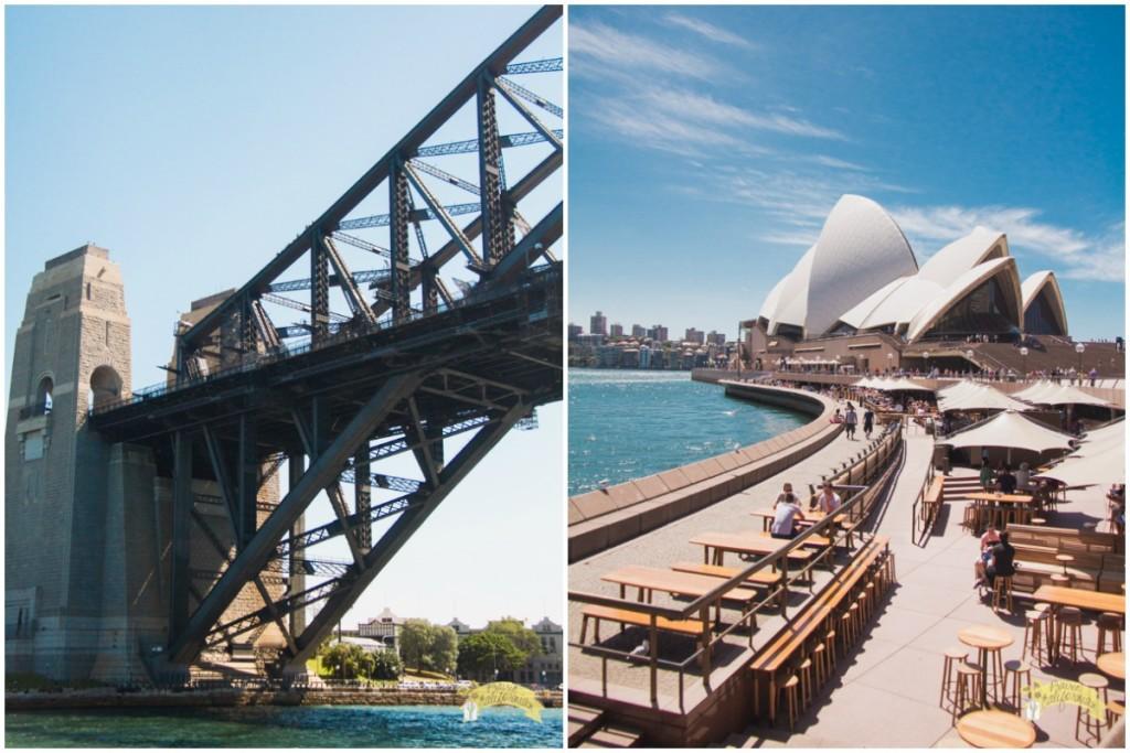 Australia Collage Sydney