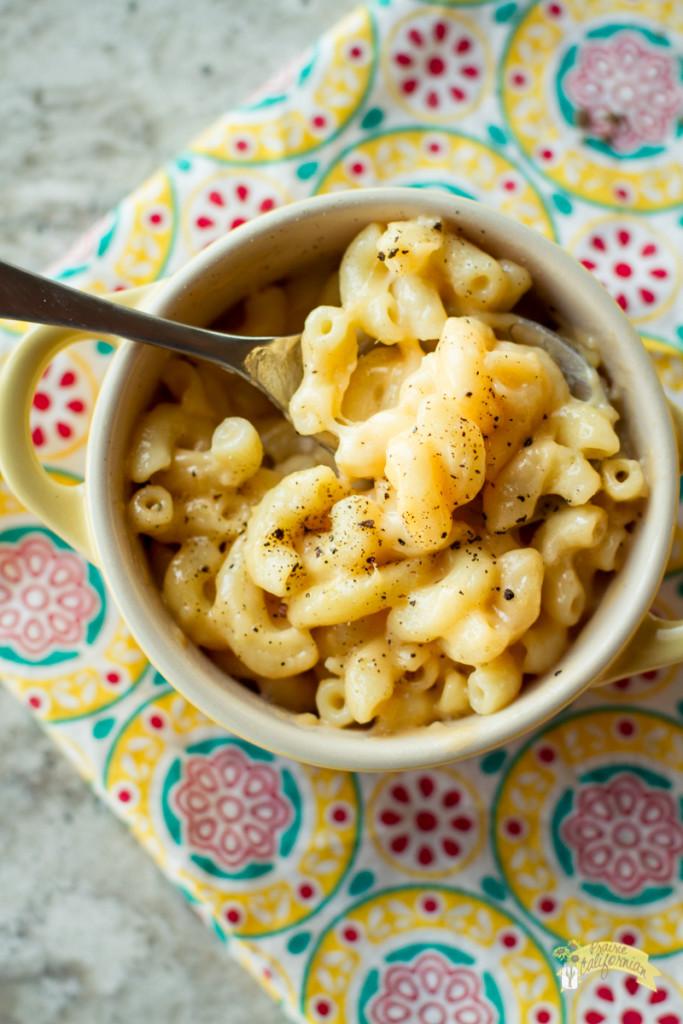 Stovetop Mac & Cheese-6