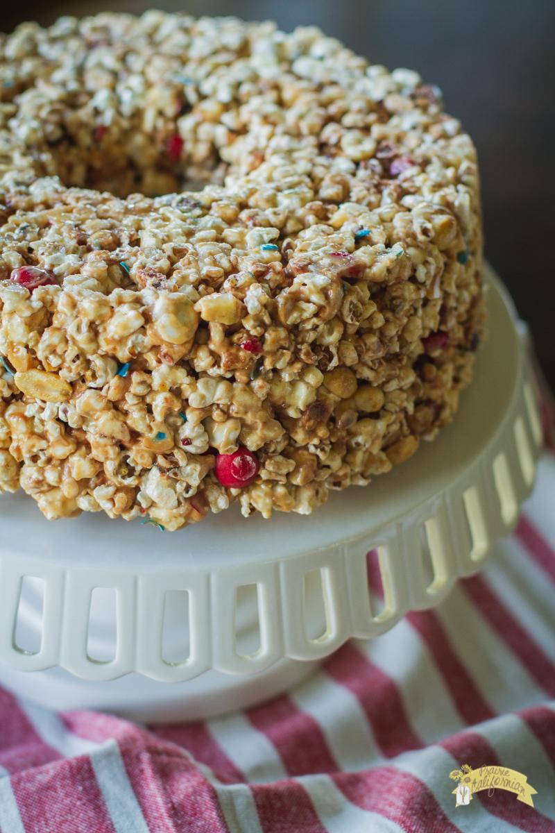 Tom S Popcorn Cake