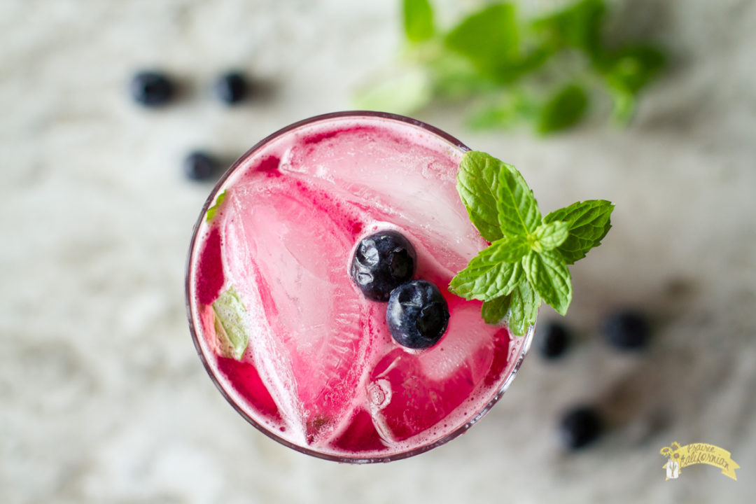 Blueberry Mojito-1