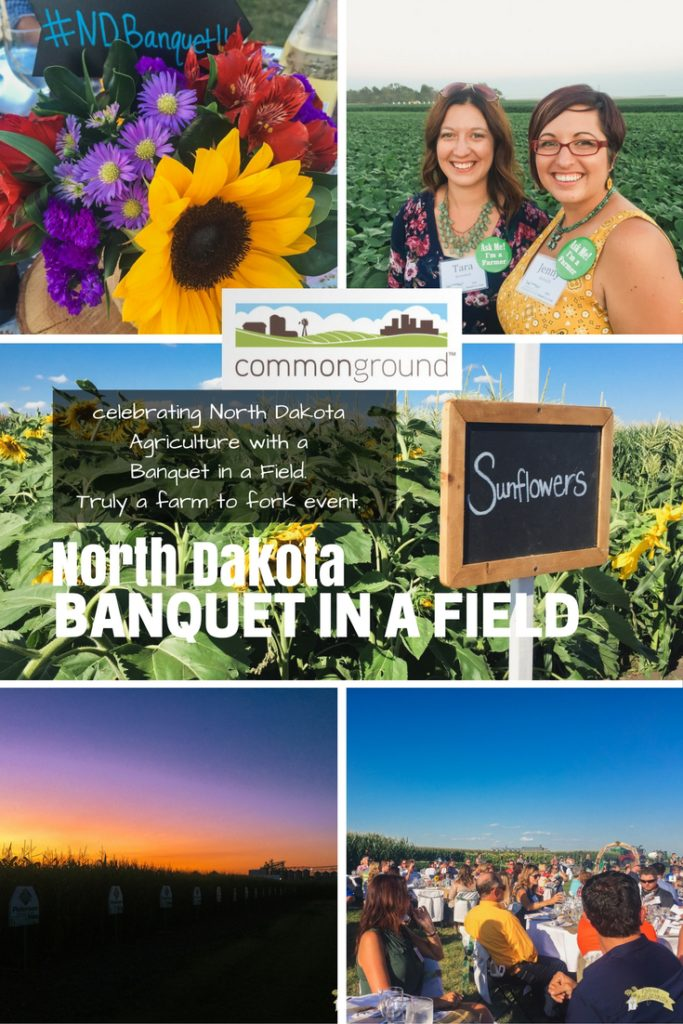 North Dakota Banquet in a Field - Prairie Californian (1)