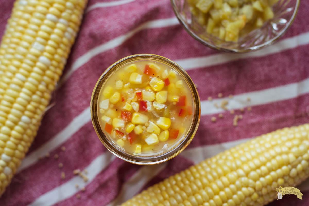 Old Fashioned Corn Relish